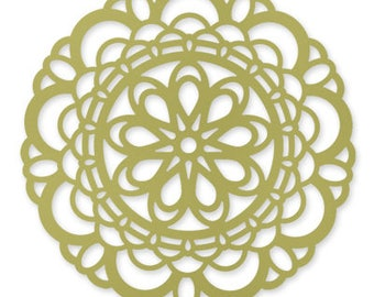 Retired,SU NEW Large Doily, Crafts,Supplies,Doily,Stampin Up,Cards,Card Making,Weddings,Decorations,Embellishments