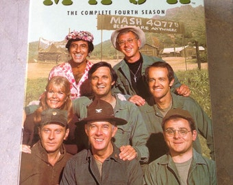 M*A*S*H DVD Set - Fourth season