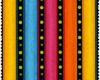 Adeline - Black - Blank Quilting Fabric Yardage