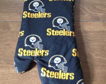 Pittsburgh Steelers Oven Mitt