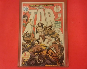 Tor Comic #1 by DC, 1975