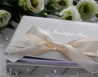 My Beautiful Mum Wedding Journal (25A1)