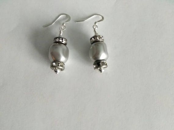 Swarovski Pearl Earrings E6151763