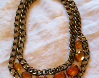 Joseff Hollywood Vintage Necklace