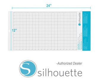 "2 Silhouette Cameo 12""x24"" Replacement Cutting Mats"