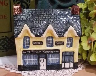 John Putnam Heritage Houses 118 Country Pub Ireland Ceramic House Made in England