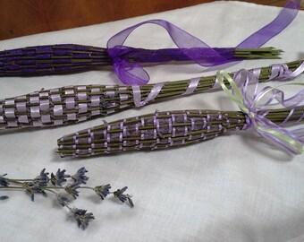 Victorian Lavender Wand(s) Sachet