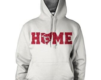 Ohio Home Gymnast Hoodie