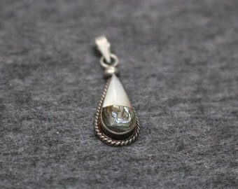 Sterling Silver, Vintage Necklace Pendant