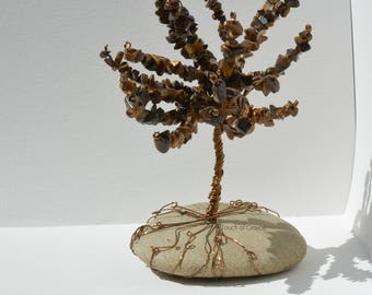 Tiger Eye Tree of Life