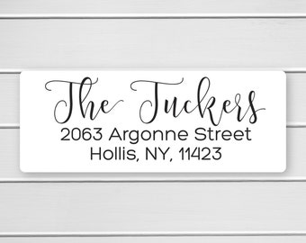 Wedding Invitation Return Address Labels, Wedding Stickers, Return address stickers for invitations (#530)