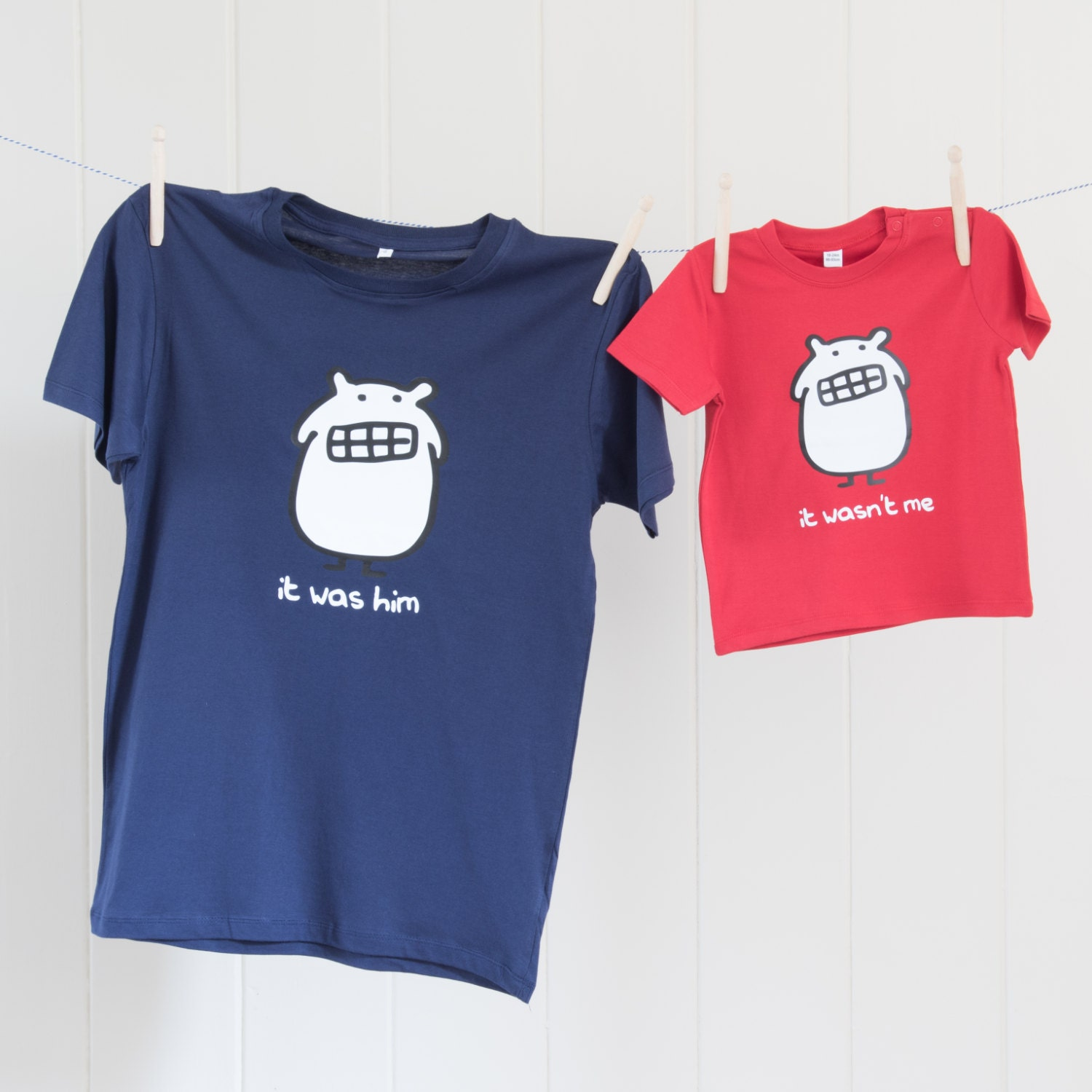 Design tshirt family -  Zoom