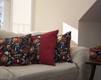 housse ikea etsy. Black Bedroom Furniture Sets. Home Design Ideas