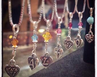 I'm A Treasure  necklace