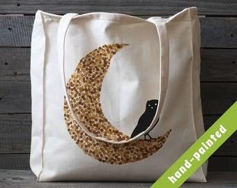 Owl Purse/ Owl Tote Bag/ Eco Bag/ Canvas Tote Bag/ Canvas Bag / Owl Tote/ Owl Bag/ owl gifts/ Cotton Tote/ Market Bag/ Hand Bag/ Owl decor