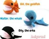 Happy Fish / Gill, the go...