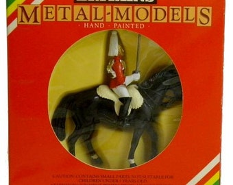BRITAINS 7230 Mounted Lifeguard Mint in Box