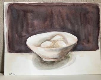 Still Life Watercolor - Still Life Painting