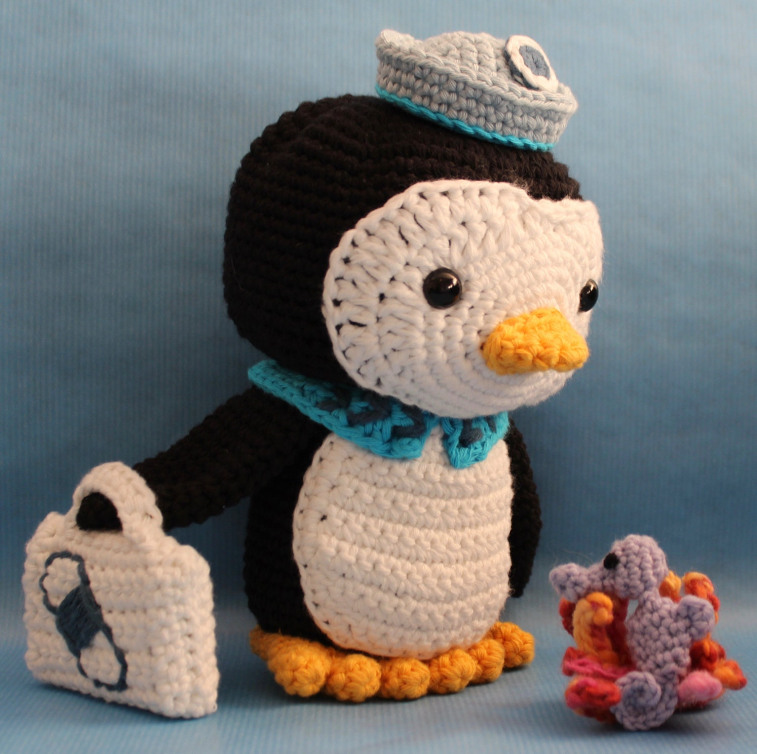 Octonauts peso crochet pattern crochet toys peso pattern this is a digital file bankloansurffo Image collections