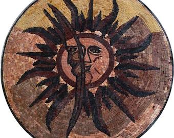 Mosaic Designs- SunLunar