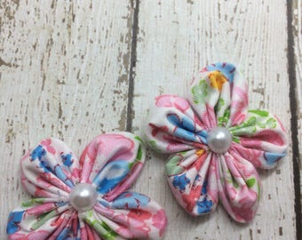 Piggy Tail Clips 007