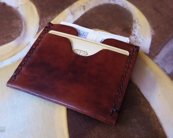 MUST SEE, Minimalist Wallet, Voted Best Leather Wallet, Men's Leather Wallet, Mens Wallets, Groomsmen Gifts, Leather Wallets