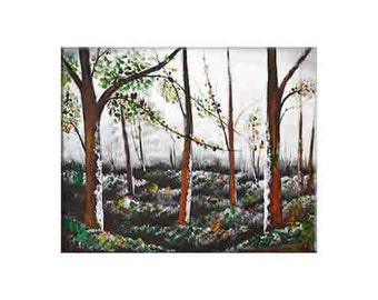 Modern Contemporary Fine Art Canvas Print Beauiful Landscapes And Scenery Elegant Nature Painting