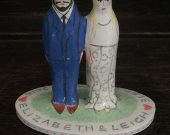 Wedding Cake Topper - Made to Order