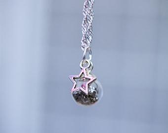 Tiny Gibeon Meteorite Orbs