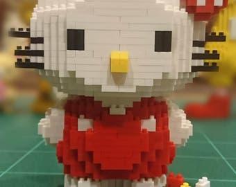 Hello Kitty Nano Block
