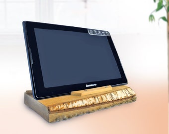 Tablet stand Ipad stand  Wooden ipad stand Wooden tablet stand Wooden stand Ipad holder