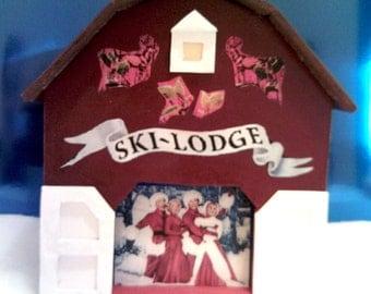 Columbia Inn Barn From Christmas Movie Classic White Christmas