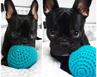 BEST SELLER!!! New Mini size! - UNPOPPABLE Ball - Dog Toy - Durable Dog Toys - Tough Dog Toys