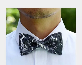 Groom Bow Tie Groomsmen Bow Ties Custom Wedding Bow Ties