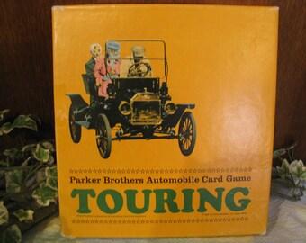 Vintage Car Touring Game