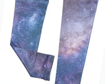 Galaxy Running Compression Arm Sleeves