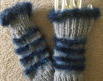 Unique Fingerless Wristlets, Mitts, Hand Warmers
