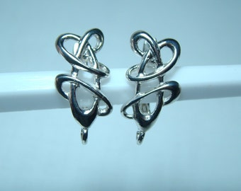 Leverback Earrings Sterling Silver ,material sterling silver, Leverback Earrings Sterling Silver 925, Leverback Earrings, n:B33