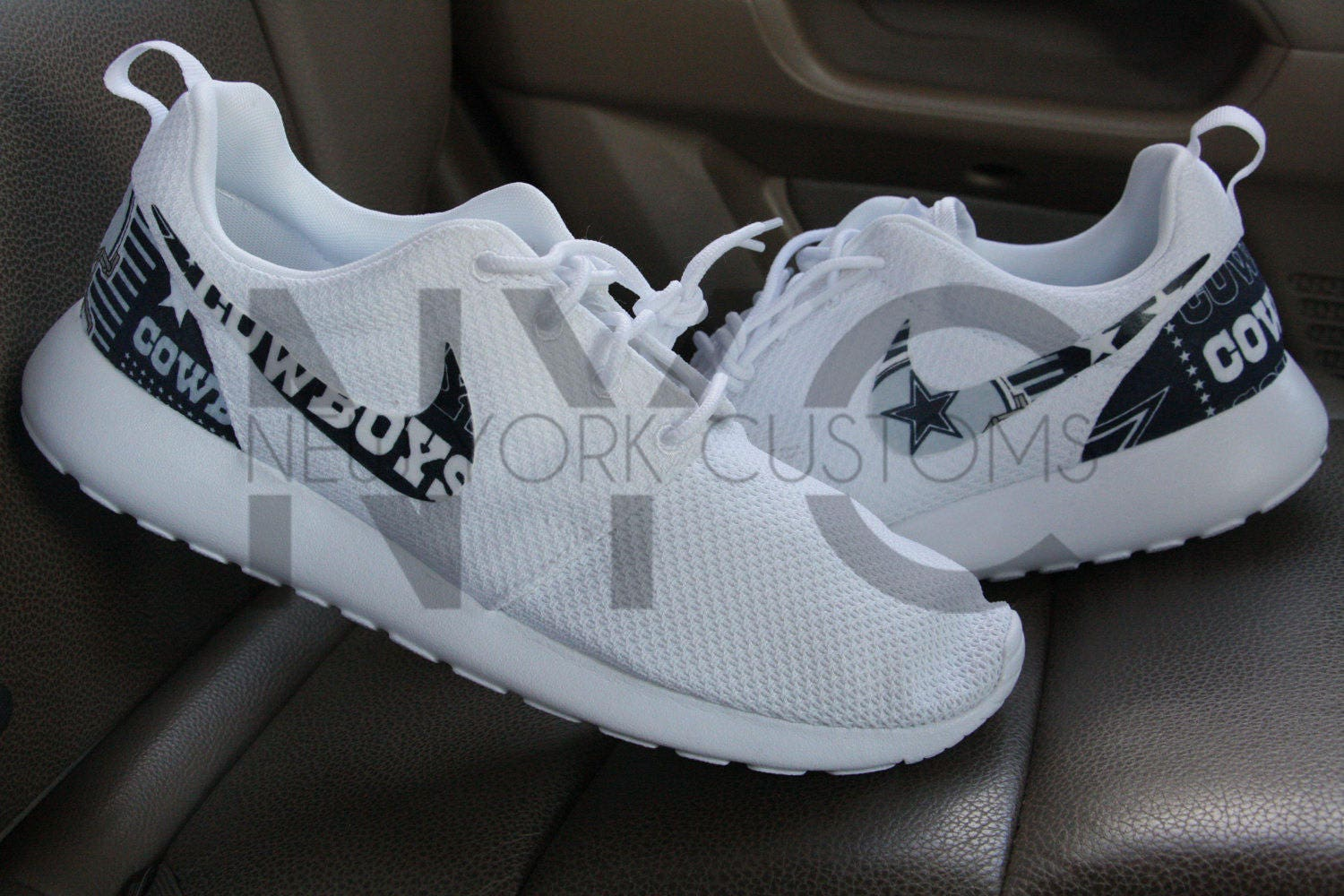 dallas cowboys shoes nike air max for sale