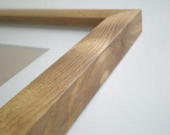 "Custom frame 20x25cm picture frame 8x10"" delicate fram rustic wall decor home decor barnwood housewares RusticFrameShop"