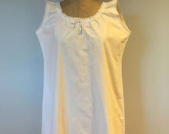 French Tunic Summer Dress