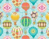 Ana Davis for Blend Fabrics Flutter and Float - Float Blue (Half metre)