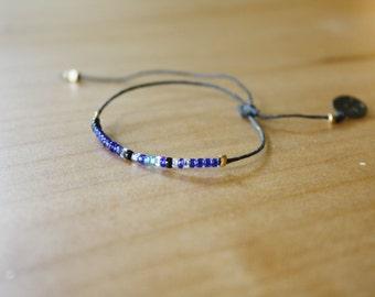 Blue Jay Bracelet