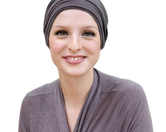 Chemo Headwear | Women's Chemo Hat | Hats for Hair Loss | Soft hats for cancer patients | Handmade stylish avail. in many colours, sized