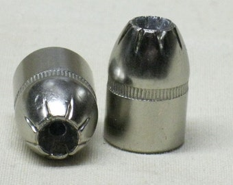 Silver Bullet Guitar Knobs, Package of 2 Silver Bullet Guitar Knobs