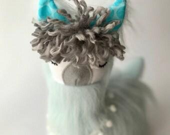 Llama Pillow/Decorative Pillow/Llama Gift/Llama Funny/Home Decor/Trending/Alpaca/Llama Art/Pillow/Llama/throw pillow