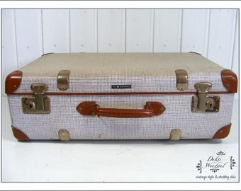 French suitcase / Overseas suitcase - Country House Decoration