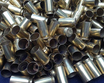 Once Fired BRASS 45 Caliber, Perfect for Reloading or Crafting, Qty. 1000x