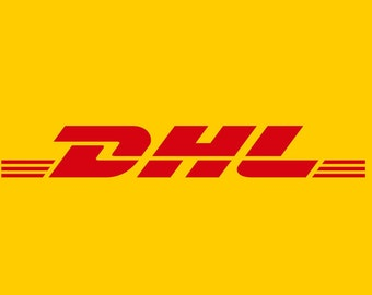 DHL Express Shipping Service Add-On, Upgraded Shipping - For USA, Southeast Asia and Most European countries 5-8 business days