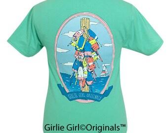 Girlie Girl Originals Buoy Cool Mint Short Sleeve T-Shirt